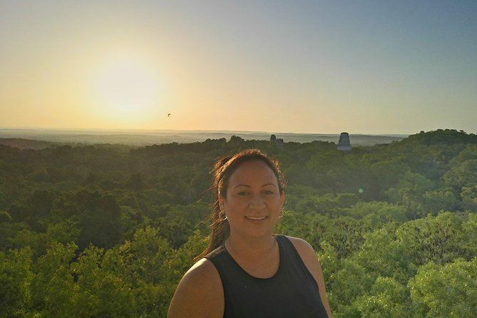 Tikal Sunrise Tour from hotels in San Ignacio in Small Group