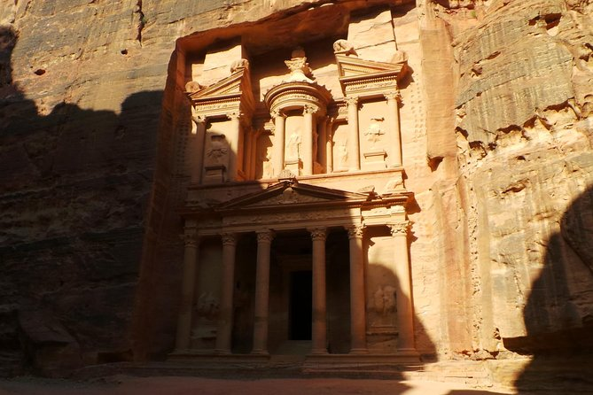 Private 2 Day Tour to Wadi Rum and Petra from Aqaba - overnight in Wadi Rum photo 4