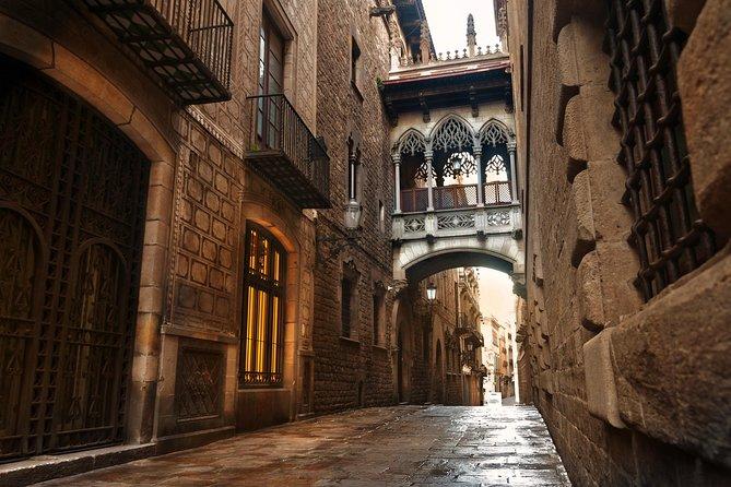Gothic Quarter Guided Tour