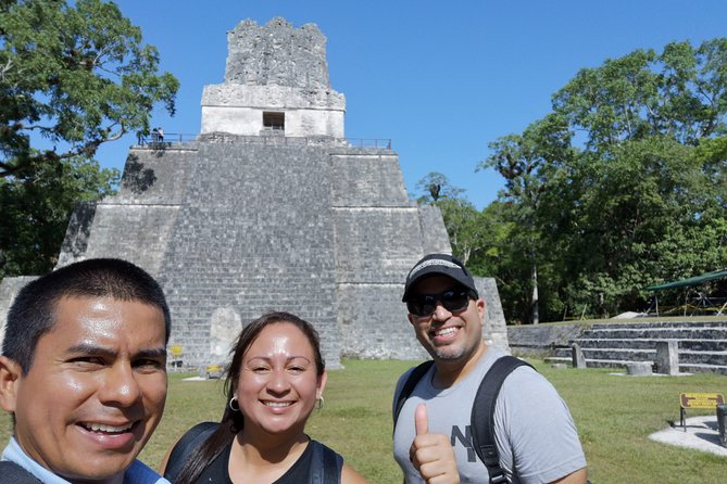 Tikal Sunset Tour from Flores in Small Group photo 6