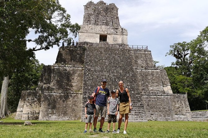 Tikal Sunset Tour from Flores in Small Group photo 2