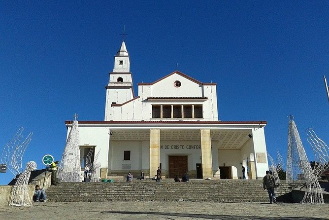 Bogota Monserrate and Zipaquira Salt Cathedral