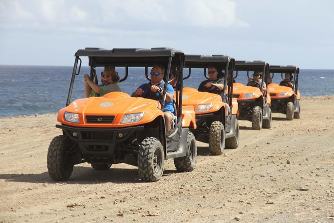 Aruba UTV Rentals For Off-Road Adventure