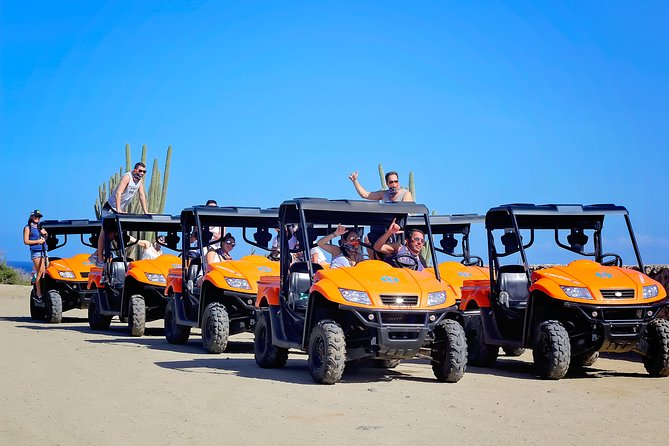 Aruba UTV Tours - New Natural Cave Pool with Cliff Jumping (2 - 3 and 4 Seater)