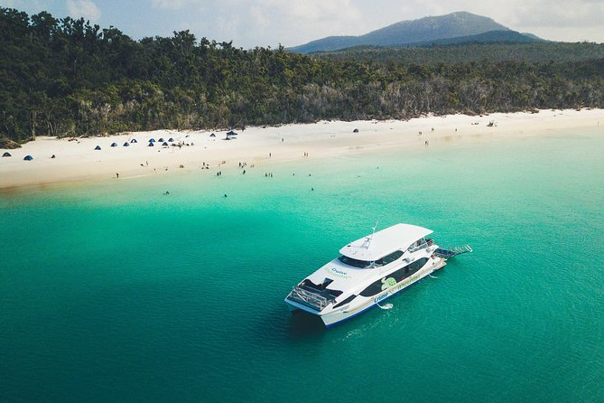 Whitehaven Beach Half-Day Cruises, Airlie Beach, AUSTRALIA