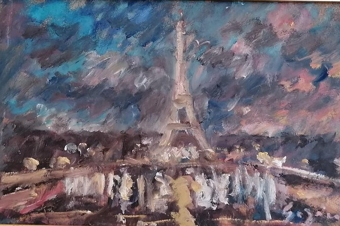 French Artist Painter Immersive Experience In Paris photo 2