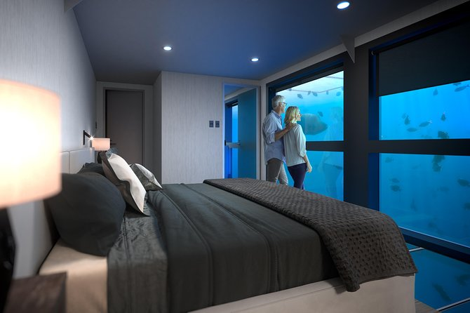 2 day Great Barrier Reef Reefsuites Experience