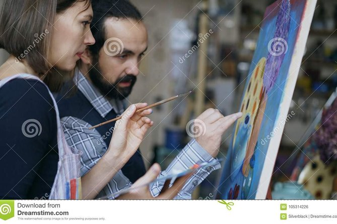 French Artist Painter Immersive Experience In Paris photo 3