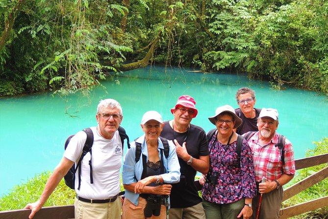 Rio Celeste Half-Day Nature Tour