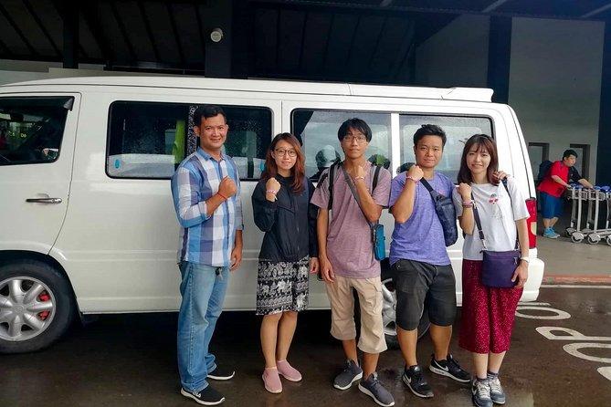 Private Transfer From Phnom Penh International Airport To Phnom Penh City Center