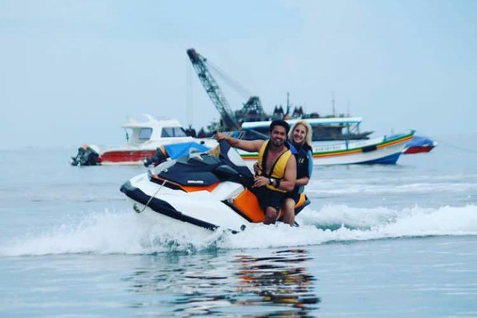 Get Wet and Pump the Adrenaline by Bali Sea Marine Activities