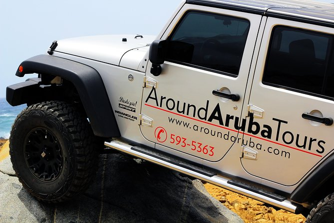Aruba Private Luxury Jeep Tours With Exciting Attractions & Panoramic Views