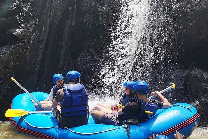 Ubud White Water Rafting and Kintamani Volcano Full Day Tour