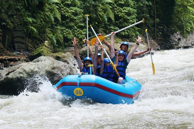 Ayung River Rafting and Hidden Canyon Beji Guwang Trekking