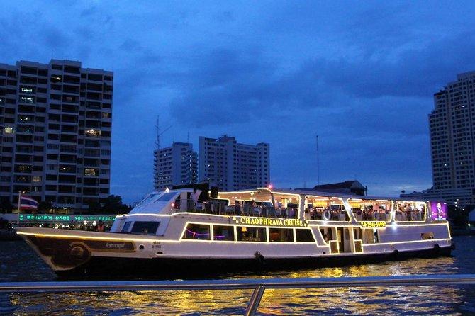 The Chaophraya Cruise : LUXURY 5 STAR Dinner Cruise on Chaophraya River