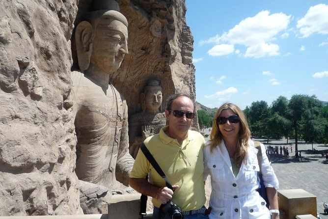 Private Day Trip to Luoyang and Shaolin Temple from Xian by High-speed Train