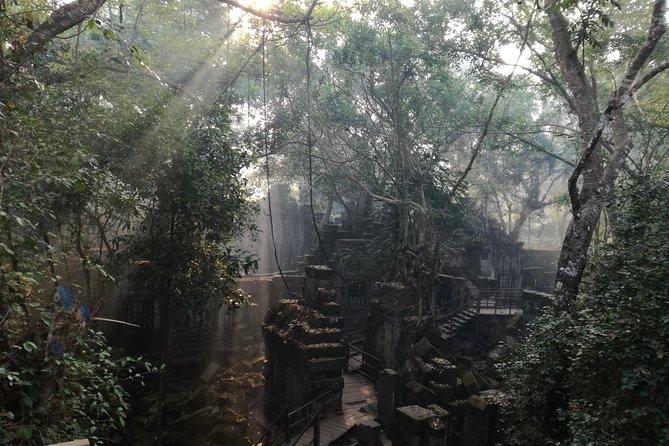 Beng Mealea & Hidden Temples 1 day