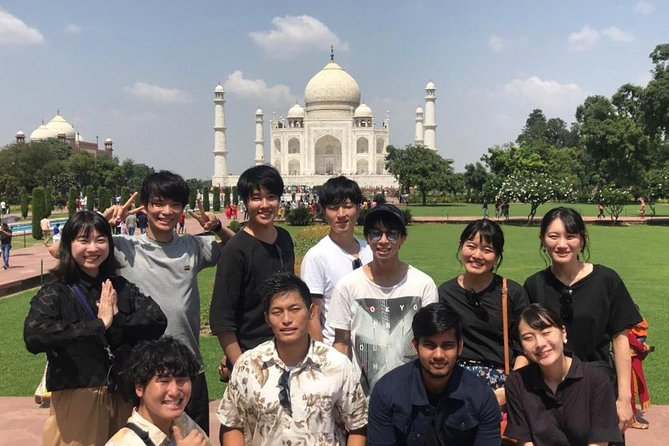 Private 5-Day Golden Triangle Tour With Optional Accomodation