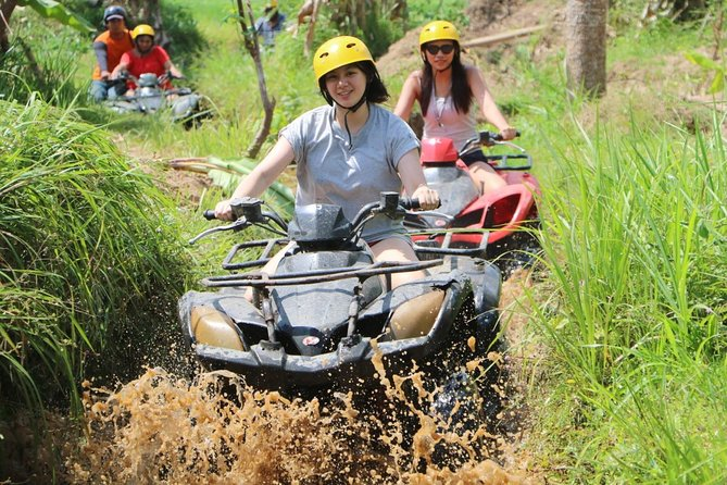 Bali ATV Tour Included Lunch and Transport