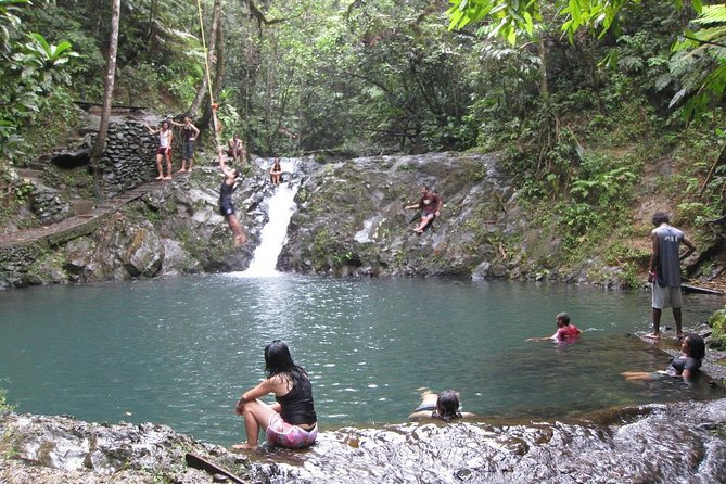 Colo-i-Suva Waterfall Tour (Suva)