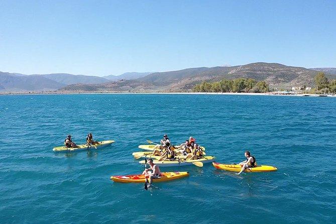 Astros Sea Kayaking