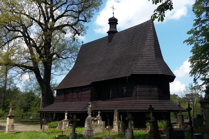 WOODEN ARCHITECTURE TRAIL - UNESCO, THE SOUTH PART OF THE LESSER POLAND, private