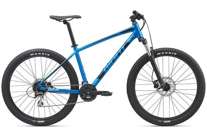Full & Half Day Hardtail Cruiser Bike Hire (Giant Talon 3 - 2020 model)