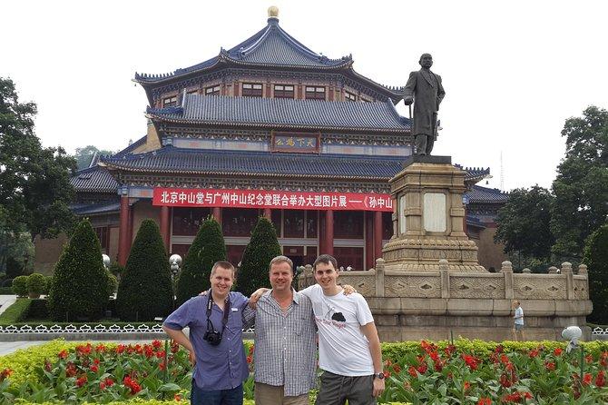Excursão privada de um dia pela cidade histórica de Guangzhou com tudo incluído