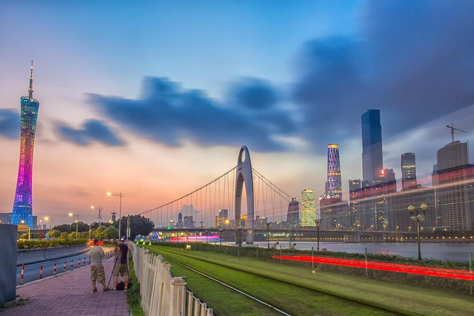 Full-Day Guangzhou New and Old Highlights Private Tour