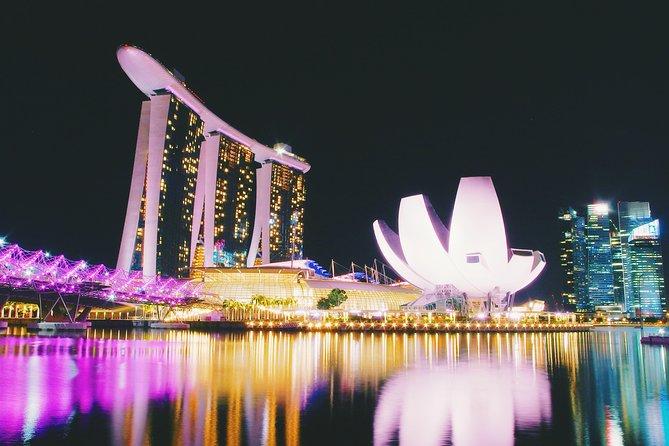 Flexible 14 Hrs Singapore Excitements Van Tour from Kuala Lumpur [Van]