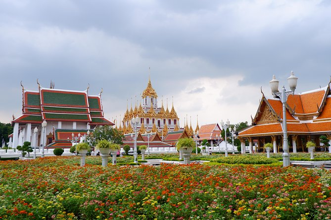Private : Bangkok Temple & Chinatown Day Tour