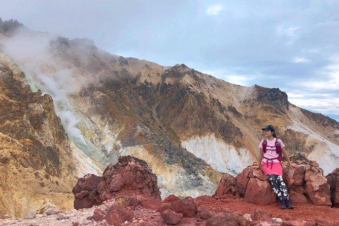 Explore an active volvano Mt. Esan !!