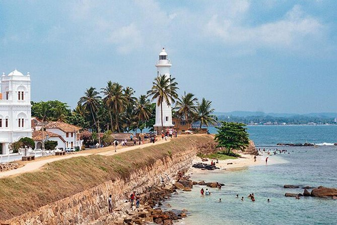 Galle City Tour And Shopping