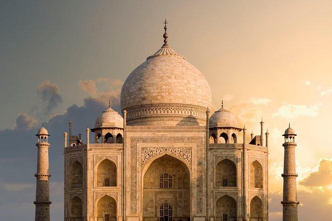 Taj Mahal Tour With Local Guide