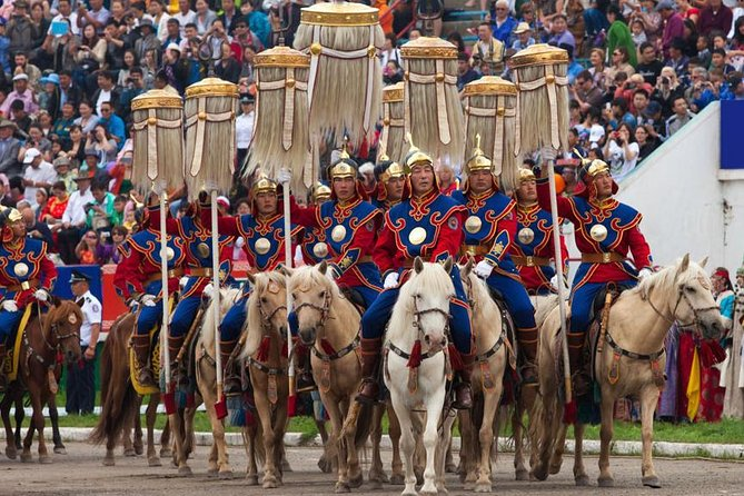 5-Day Private Naadam Festival Tour with Guide from Ulaanbaatar