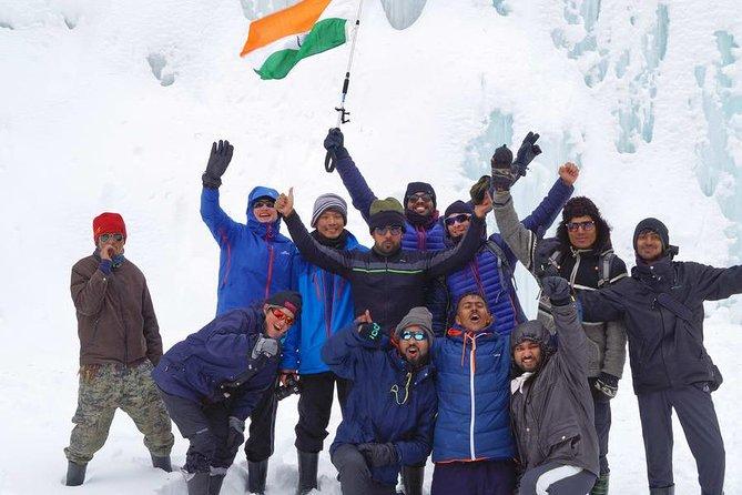 Chadar Trek - The Frozen River Trek - 9 Day Expedition