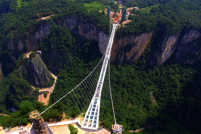 2-Day Private Tour to Zhangjiajie National Park from Shanghai with Accommodation