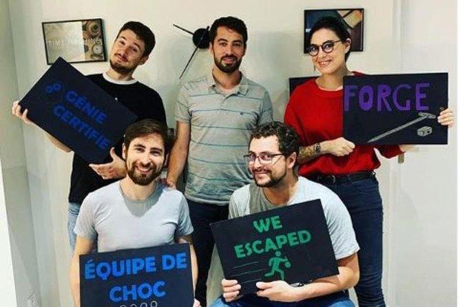 Escape game Forge