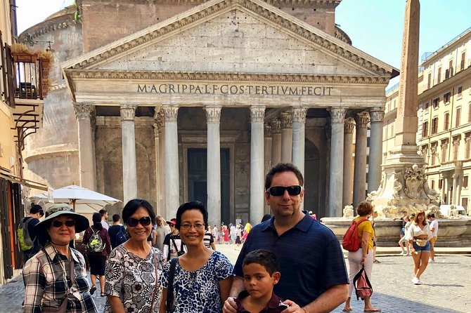 Rome Must See Sites Spanish Steps Pantheon Trevi Fountain Navona Square & More! photo 1