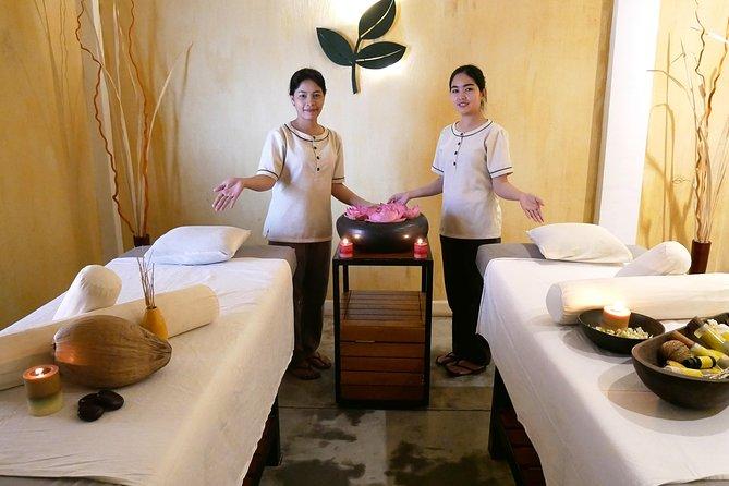 • KAYA SPA • Body Scrub Handmade in Siem Reap