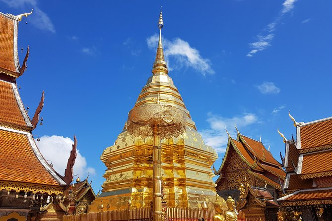 Private Tour:Doi Suthep temple and City Tour