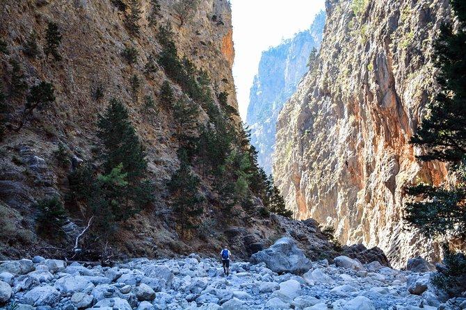 Private Tour to Imbros Gorge