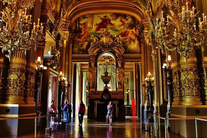 Private tour : Welcome to Opera Garnier