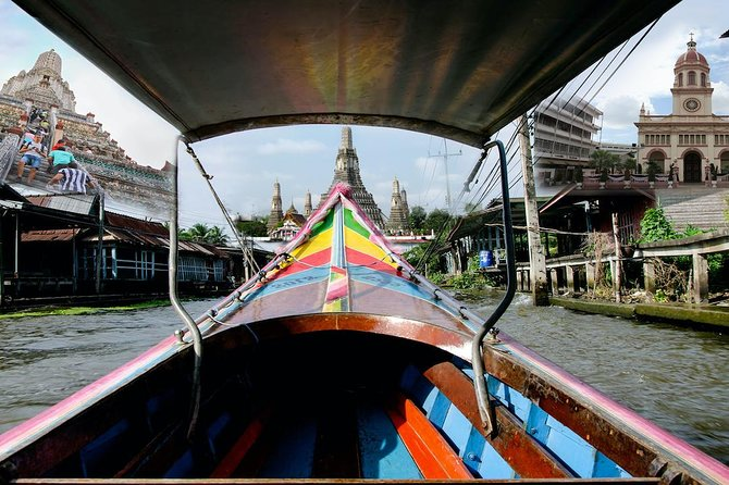 Private Tour: Bangkok by Boat