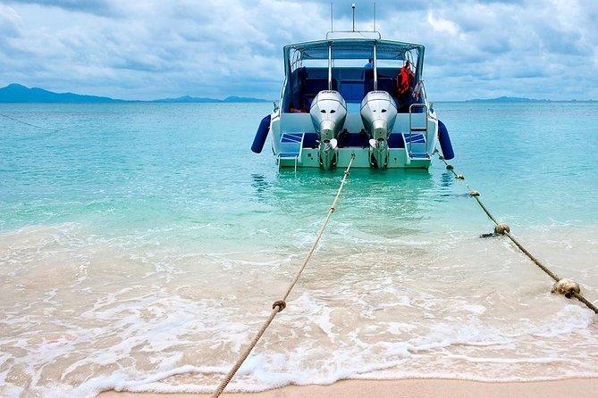 Maya Bay, Money Beach, Phi Phi Khai Island Tour by Speed Boat