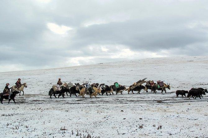 Winter Photogerphy Tour to Tibetan regions