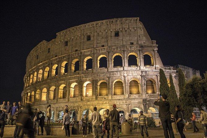 Evite las filas: Coliseo-Palatino-Foro Romano E-Ticket 3 en 1