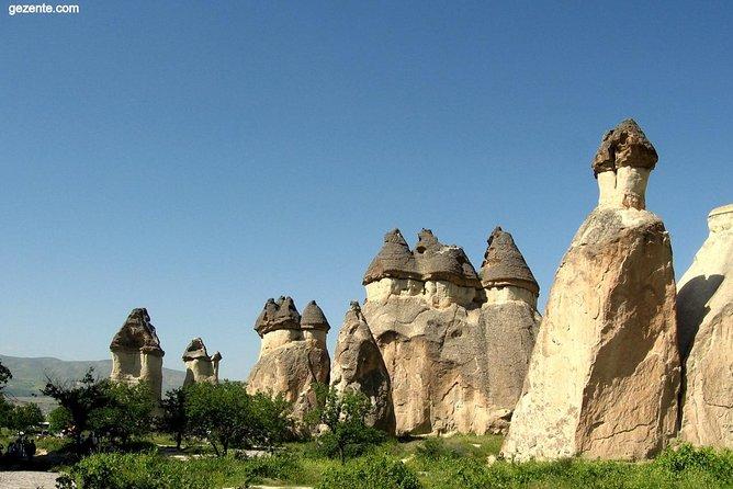 Semi Private Red Tour in Cappadocia