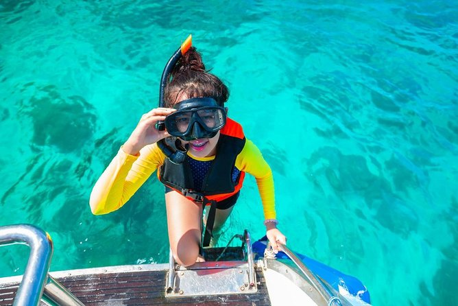Private Tour to Phi Phi Islands Great snorkeling Trip