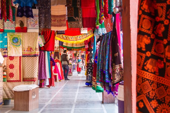 Enjoy Evening in Jaipur - Bazaar Walking Tour